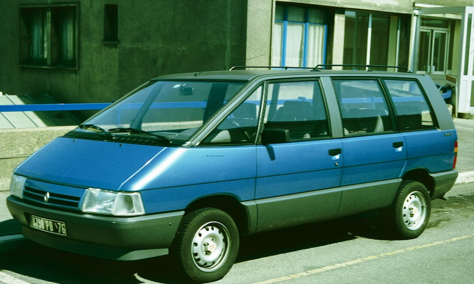 renault space
