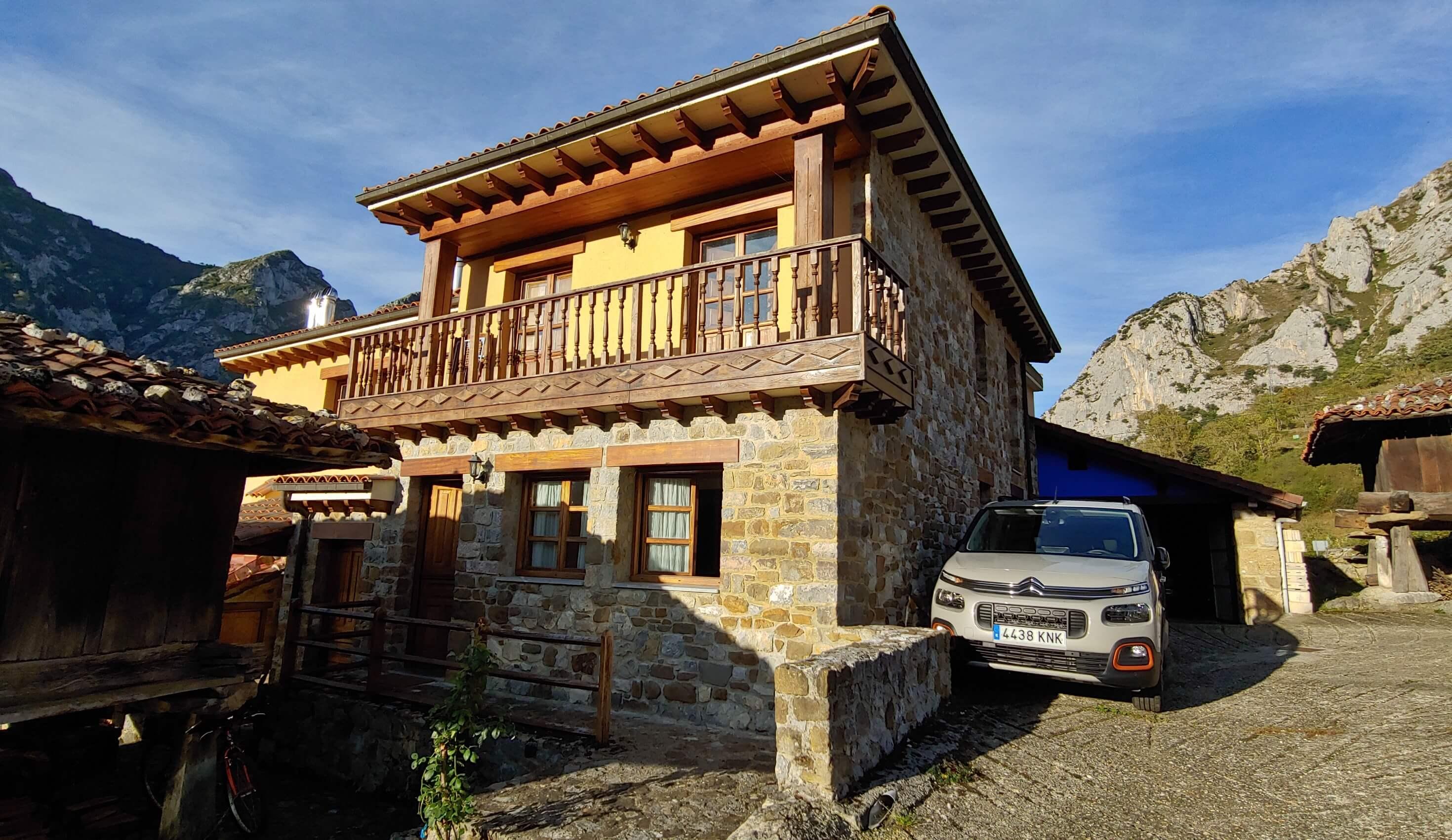 Casa Rural Aciera