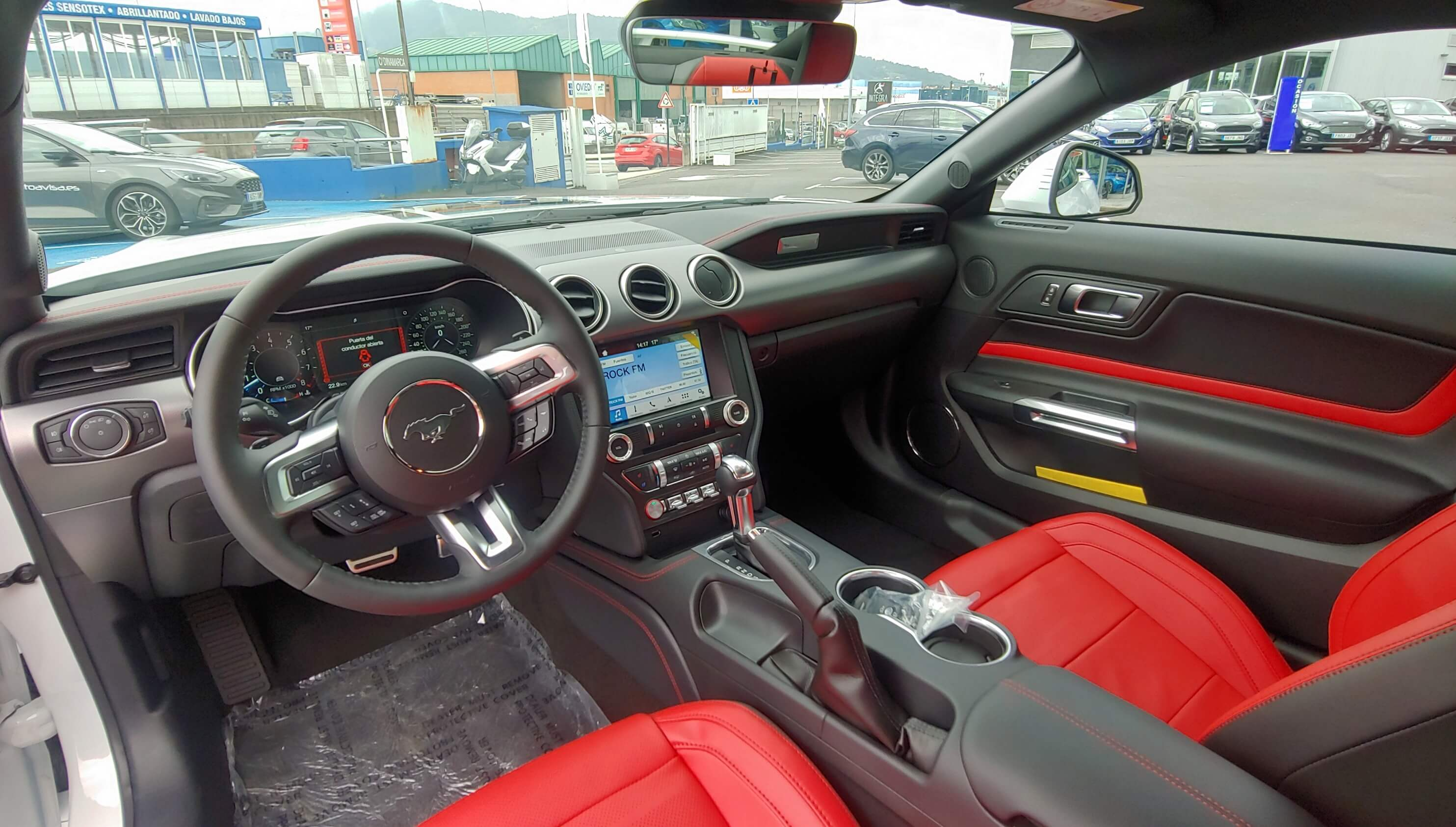 Ford Mustang GT Interior