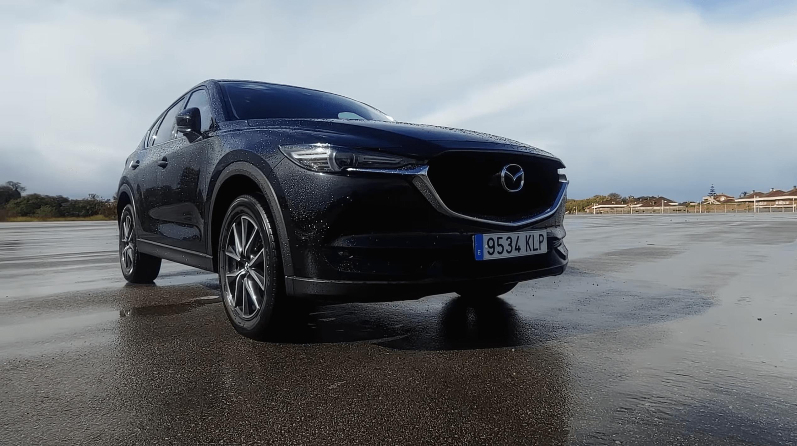 Nuevo Mazda CX5 2018