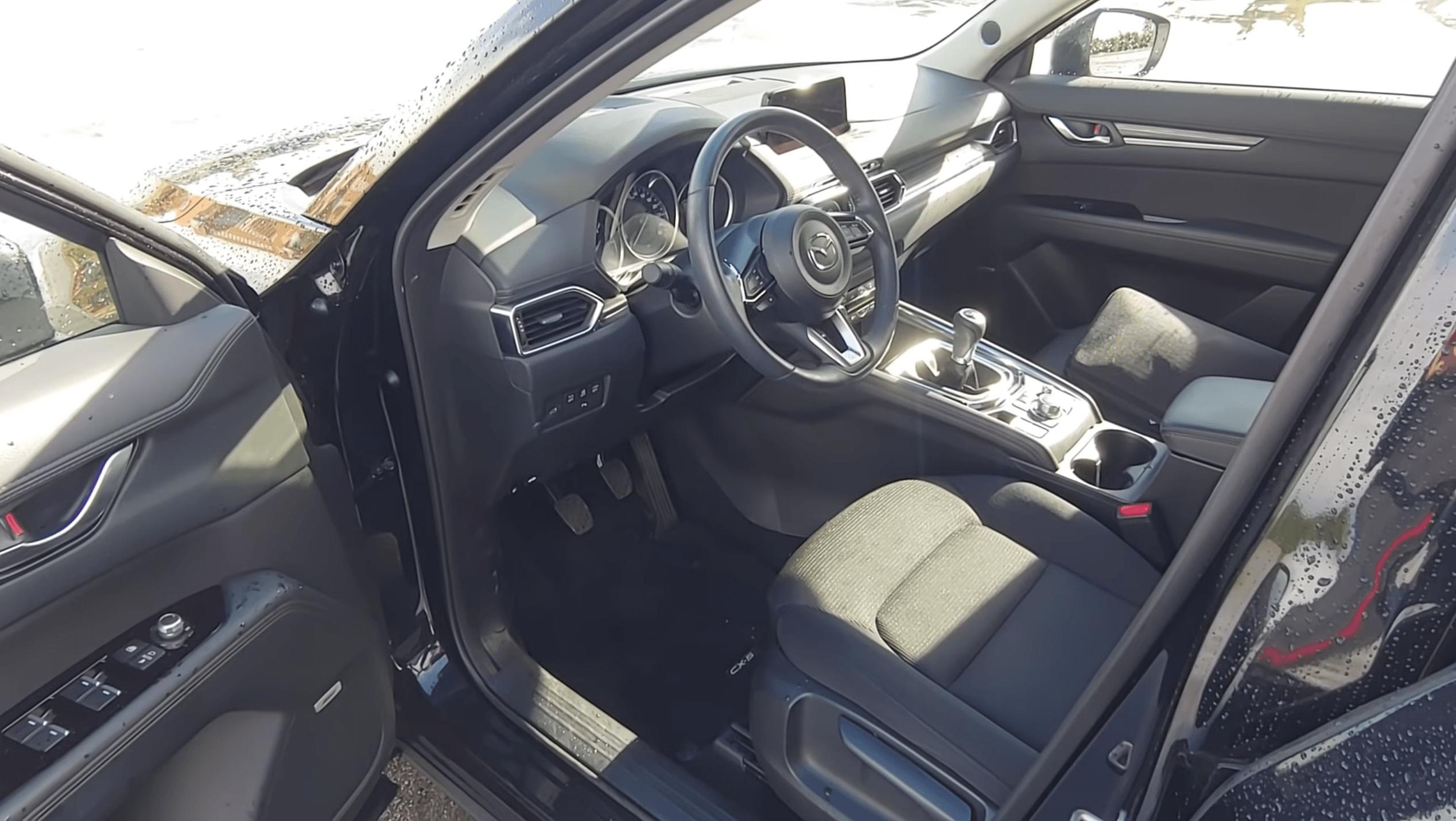 Interior Mazda CX5