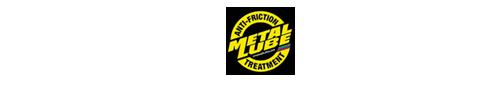 Logotipo de Metalube, lubricantes para motor