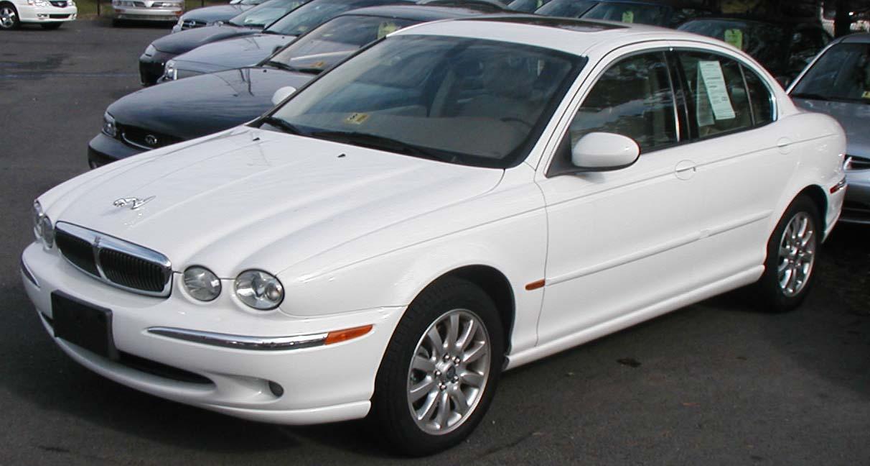 jaguar x type LOS 20 MAYORES FRACASOS DE LA AUTOMOCIÓN DEL S.XXI