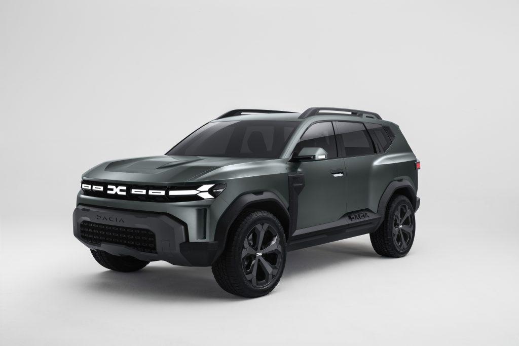 2021 - Dacia Bigster Concept-1