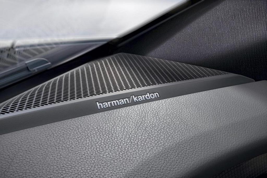 altavoz del Nuevo Mégane E-TECH 100% eléctrico