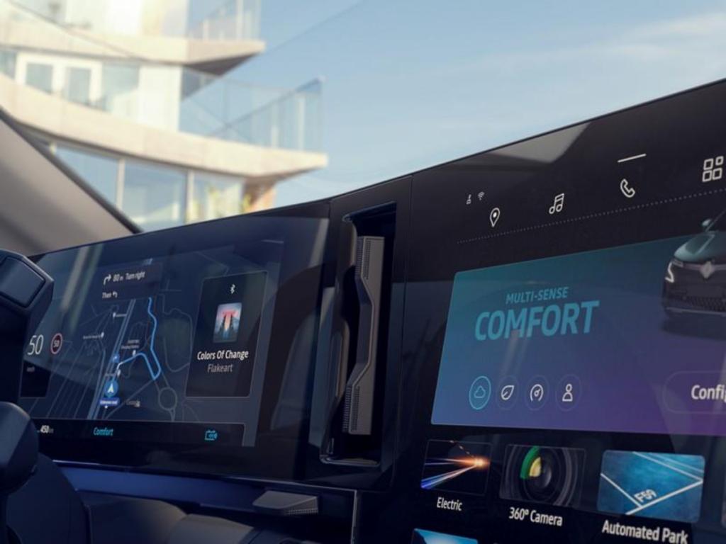 confort del Nuevo Mégane E-TECH 100% eléctrico