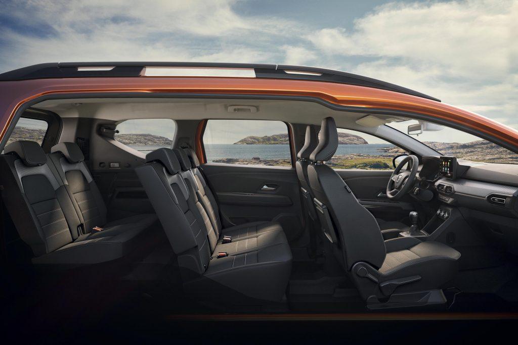2021 Dacia Jogger Extreme 12 NUEVO DACIA JOGGER 2021