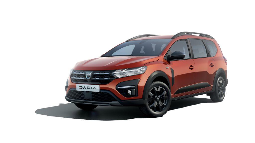 2021 Dacia Jogger Extreme 16 NUEVO DACIA JOGGER 2021