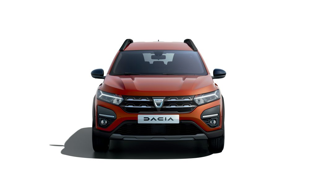 2021 Dacia Jogger Extreme 17 NUEVO DACIA JOGGER 2021
