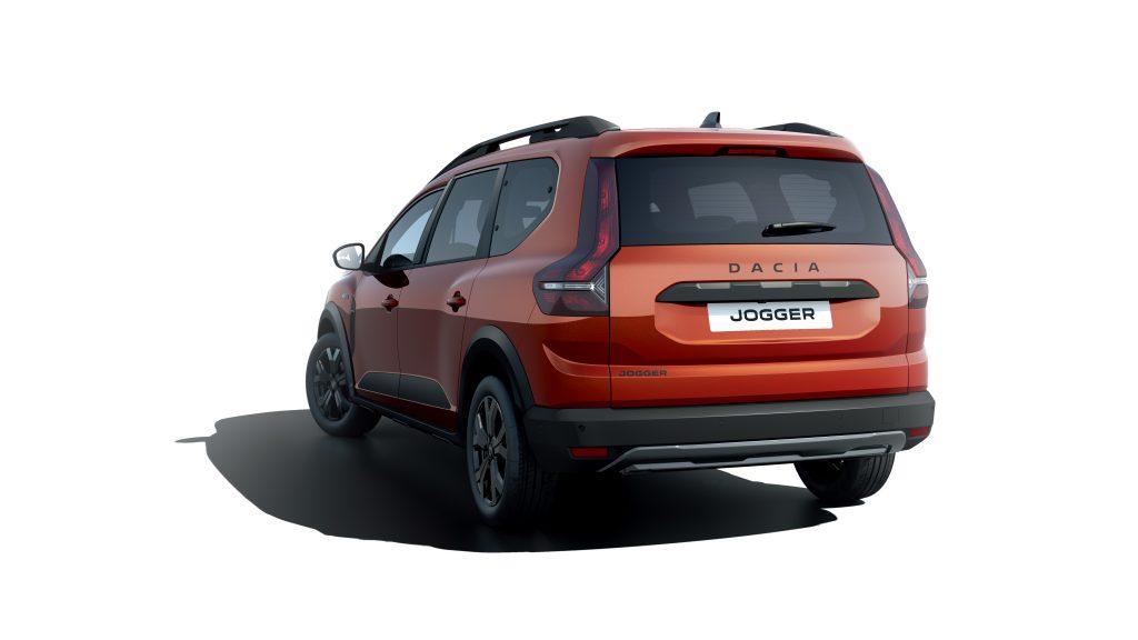 2021 Dacia Jogger Extreme 20 NUEVO DACIA JOGGER 2021