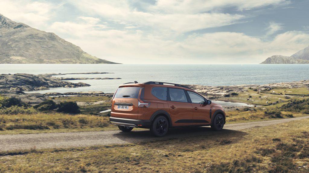 2021 Dacia Jogger Extreme 4 NUEVO DACIA JOGGER 2021