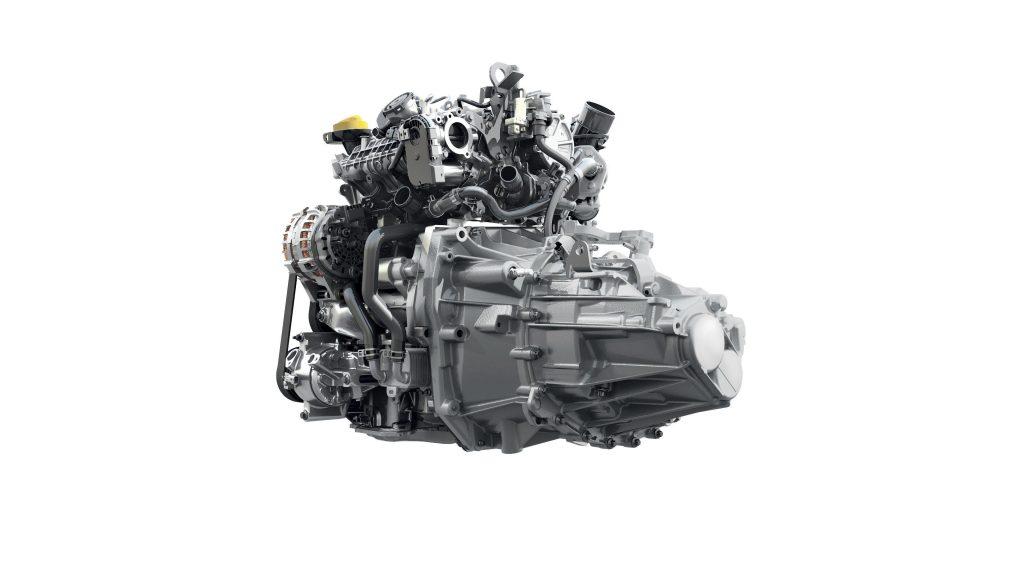 motor del nuevo Dacia Jogger