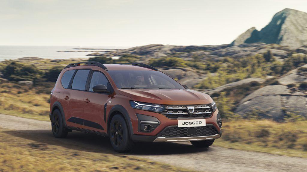 nuevo Dacia Jogger